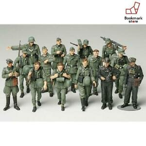 New-TAMIYA-1-48-scale-Model-No-30-German-Army-Infantry-March-Set-F-S-from-Japan