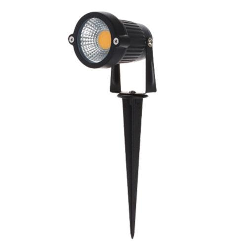 Neu LED Gartenstrahler Erdspieß Halogen Außenstrahler IP65 Wandstrahler Leuchte