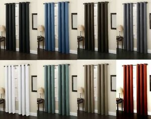 Curtains-100-Blackout-Thermal-Insulated-Set-Of-2-Panels