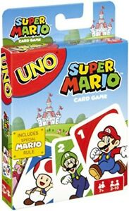 UNO-Super-Mario-Card-Game-Free-Shipping-From-JAPAN