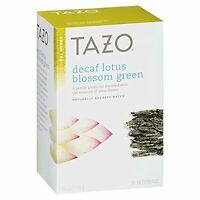 Tazo Green Tea-lotus (decaf) Teas 20 Bag By Tazo Teas, New, Free Shipping on sale