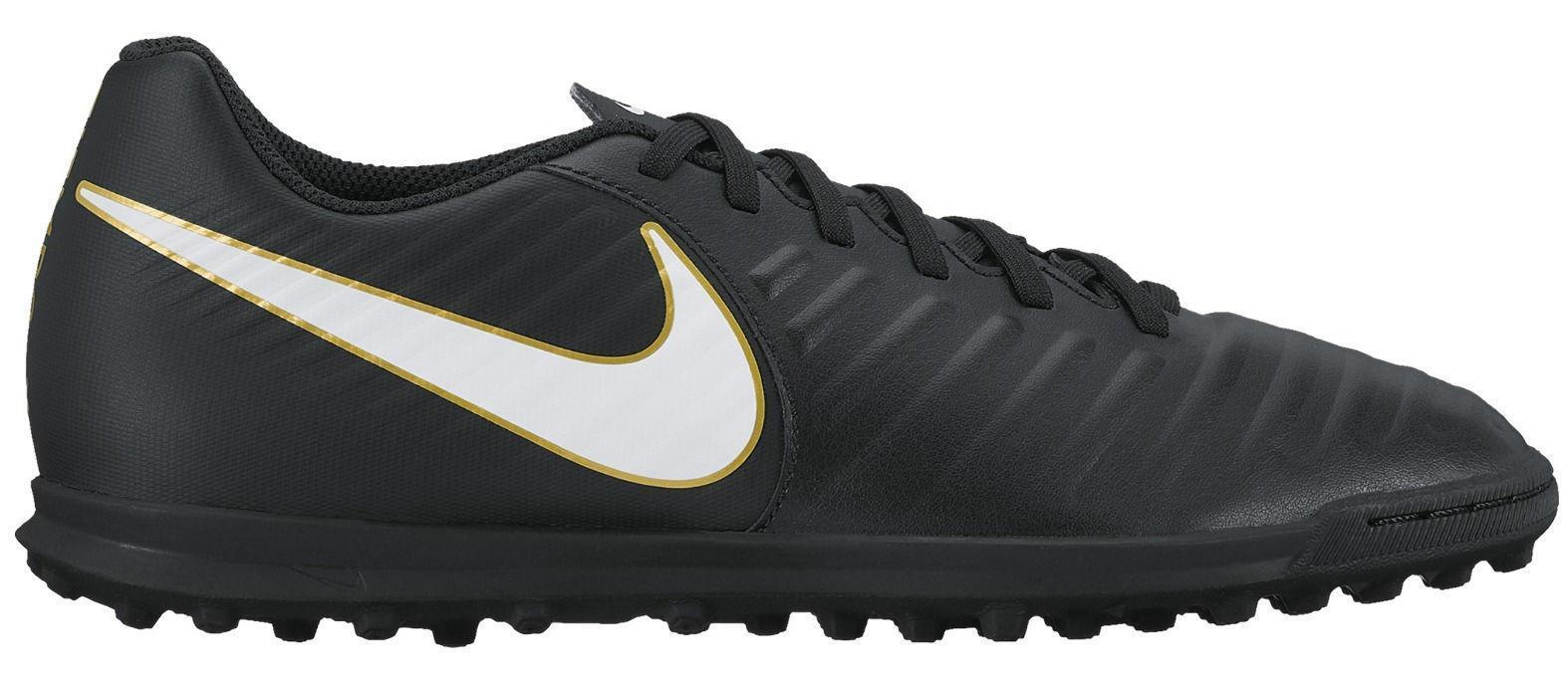 FIVE-A-SIDE FOOTBALL SHOES NIKE TIEMPO RIO IV TF TURF OUTDOOR 897770-002