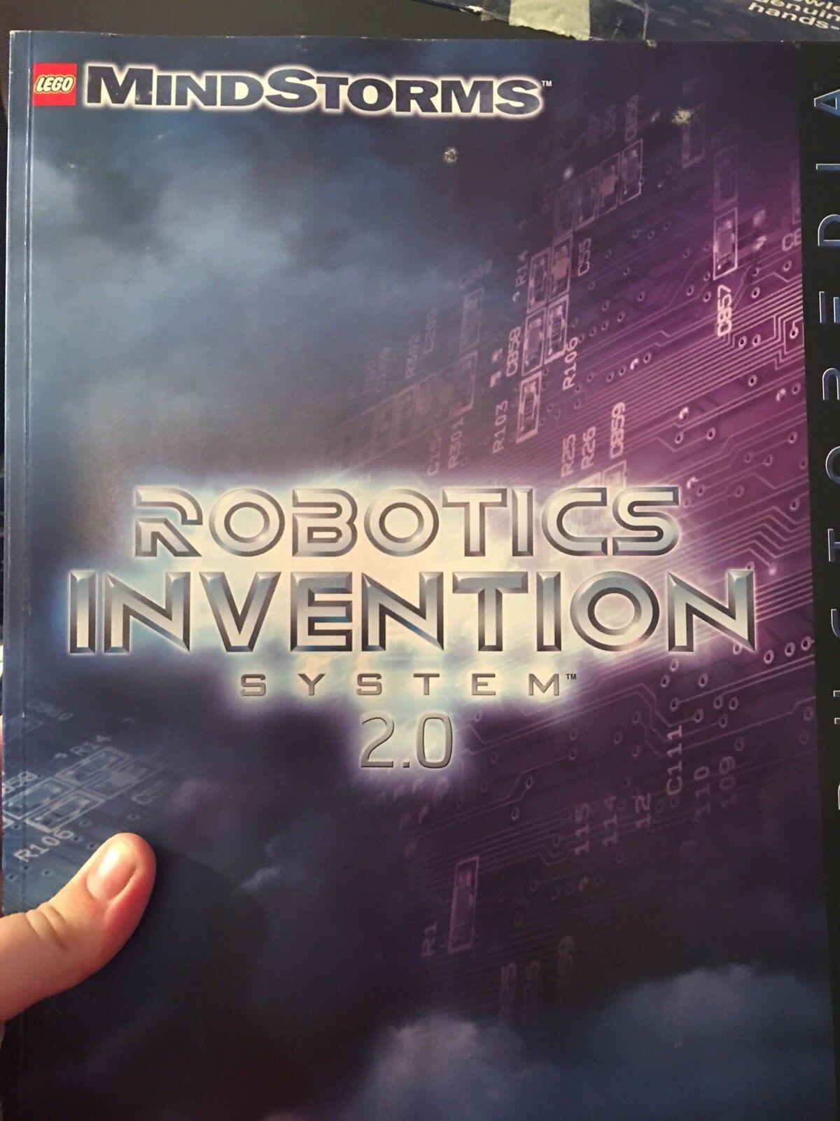 Lego 3804 Mindstorms 2 0  Robotics Invention System2.0  risparmia il 35% - 70% di sconto
