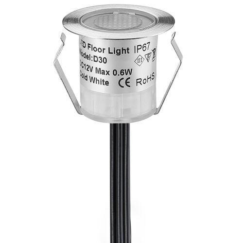1-30er WIFI Kontroller LED Einbaustrahler Außenlampe Beleuchtung Terrasse Spot