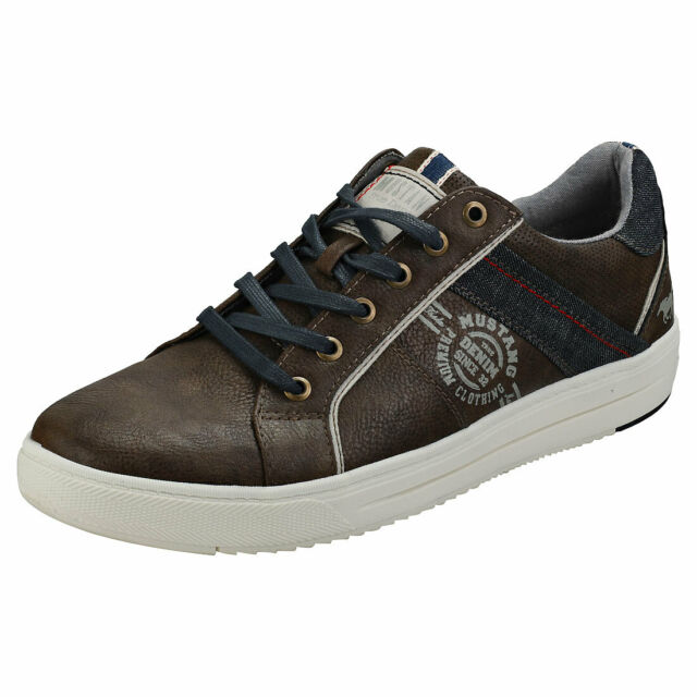 mustang low top sneaker