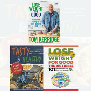 Tom-Kerridge-Lose-Weight-for-Good-Low-Calorie-Diet-3-Books-Collection-Set-NEW