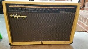 VTG-Epiphone-Electar-Electric-Guitar-Amp-Model-EP-SC210-Amplifier