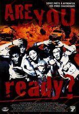 40614///ARE YOU READY? / KIM JUNG-HAK - KIM BO-KYUNG DVD NEUF