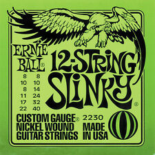 Ernie Ball 12-String Slinky Nickel Strings