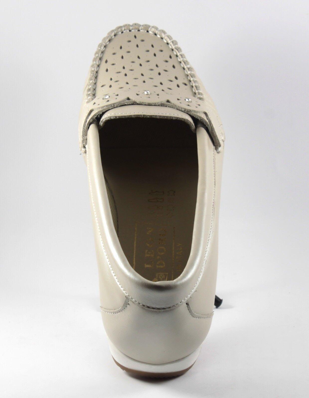 Pelle Zapatillas In Mujer Morbidissime Colore Zapatos Mocassini w8nPkX0O