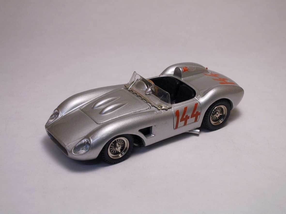 Ferrari 500 TRC 1957 Grey 1 43 Model 0025 ART-MODEL