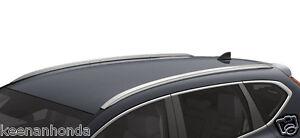 Image Is Loading Genuine OEM Honda CR V Roof Rails 2017