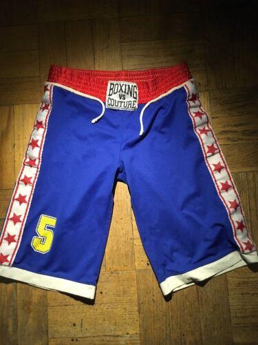 Zara Boxing Vs Couture Mens Shorts Size Medium