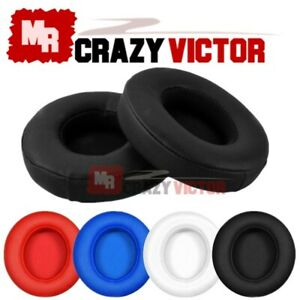 Replacement-Cushion-Ear-Pads-For-Beats-Dr-Dre-Solo-3-0-Wired-amp-Wireless-Headphone