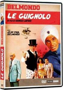 Le-guignolo-DVD-NEUF-SOUS-BLISTER-Jean-Paul-Belmondo-Michel-Galabru