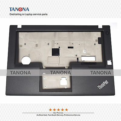 New 01AX950 Lenovo ThinkPad T470 Palmrest Keyboard Bezel Upper Case w//FP slot