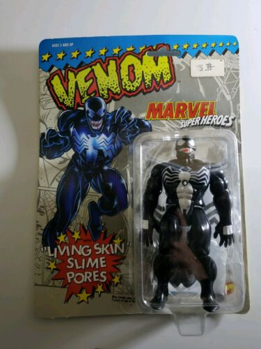 Venom Living peau Pores Toybiz