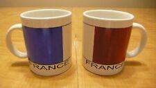 FRANCE ( FRENCH ) FLAG  COFFEE MUG