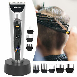 Head Hair Eyebrow Trimmer Electric Shaver USB Rechargeable Clipper For Adult kid