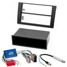 CARAV 11-001-a-12 Autoradio Radioblende aktivadapter Set für AUDI A4 B6 B7 DIN