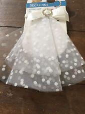 NWT Petco Dog Bride Veil - Small/Medium
