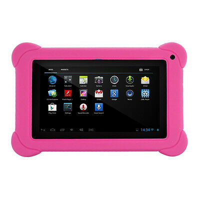 7 Inch Tablet Cute Silicone Gel Protective Case