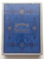 Adventures Of Tom Sawyer Mark Twain First Edition Library Sealed Fel