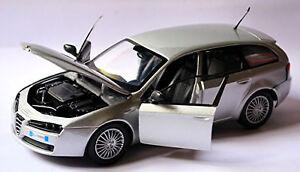 alfa romeo 159 sportwagon typ 939 kombi 2006-11 silber silver