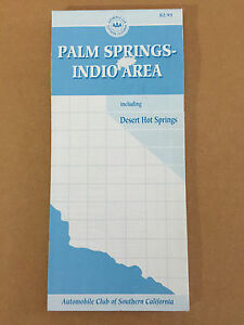 Details about AAA Map 1993 Palm/ Indio Area CA & Desert Hot Springs on map of north palm beach county, map of spring valley, map of tarpon springs fl, map of thermal, map of royal palm beach, map of w palm beach, map of sun city palm desert, map of the inland empire, map of laytonville, map of las vegas, map of highland, map of the greenbrier, map of silver spring, map of steamboat springs colorado, map of thousand palms, map of eureka springs arkansas, map of west palm, map of seattle area, map of cancún, map of topanga,