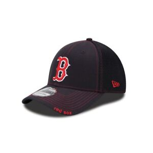 Boston Red Sox New Era Neo 39THIRTY Stretch Fit Flex Mesh Back Cap ... d2c18c44d