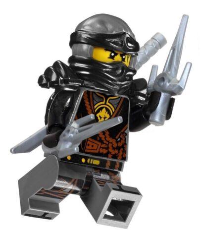 U.K BRAND NEW Lego Ninjago COLE /'Hands of time/' Minifigure njo280 Seller