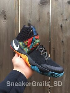 new product ad458 3fb8e Image is loading Nike-Kyrie-2-3-4-5-BHM-Black-