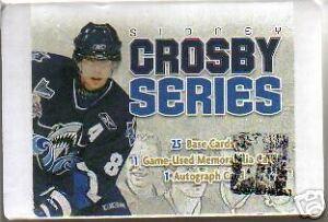 New-2006-ITG-Sidney-Crosby-Autograph-Hockey-Card-Set
