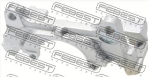 Neuf-avant-G-R-Support-Etrier-de-Frein-pour-Seat-Altea-XL-Leon-HZP-VW-022AF