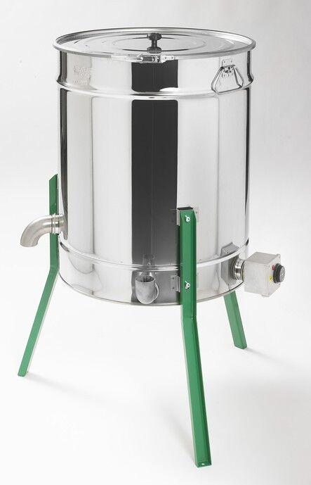 Sceratrice a vapore vapore vapore elettrica in acciaio inox 1224bb