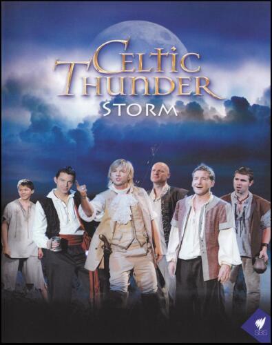 1 of 1 - CELTIC THUNDER - STORM DVD ~ IRISH / IRELAND / CELTS SBS *NEW*