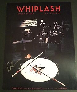 WHIPLASH-Director-Authentic-Hand-Signed-034-Damien-Chazelle-034-11x14-Photo-C