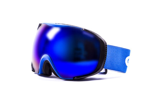 Lost Revo Fumée Gold unisexes Blanc Bleu de noir bleu Ski tendance Fumée Hommes Lunettes Noir Femmes Ocean ski Snow pPzq6wnwO
