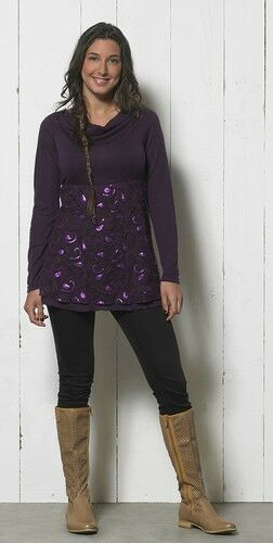 Coline Paris  Magical Shimmer Sweater Tunic