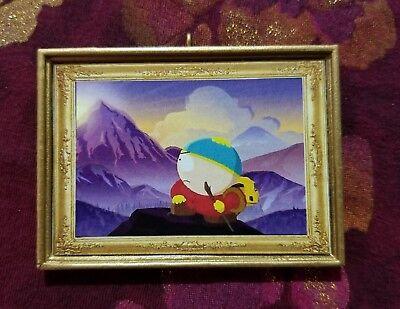 South Park Cartman Christmas Custom Handmade Ornament//Magnet//Dollhouse Mini