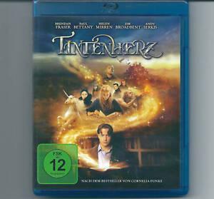 Blu-ray Disc Tintenherz - Tintenwelt Brendon Fraser Paul Bettany - NEUWERTIG - Marktbreit, Deutschland - Blu-ray Disc Tintenherz - Tintenwelt Brendon Fraser Paul Bettany - NEUWERTIG - Marktbreit, Deutschland