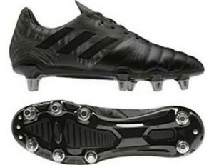 ADIDAS KAKARI ELITE MENS SOFT GROUND RUGBY BOOTS. SIZE: 11 USA. NEW IN BOX!