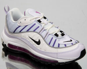 Details about Nike Air Max 98 Womens Football Grey Casual Lifestyle Sneakers Shoes AH6799 023