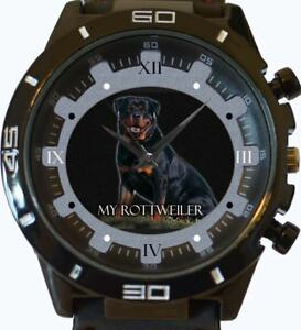 Rottweiler-New-Gt-Series-Sports-Unisex-Gift-Wrist-Watch