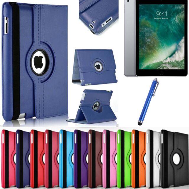 Cuir 360 degrés rotation Smart Stand cas couvrir pour APPLE iPad Air 4 3 2 Mini