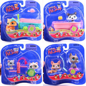 Littlest-Pet-Shop-Collectors-lps-cat-and-dog-playset-Christmas-gift-for-children