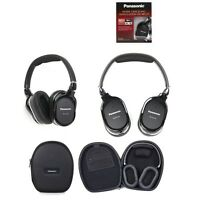 Panasonic Rp-hc720 Over-the-head Noise Canceling Headphones Rphc720 /genuine
