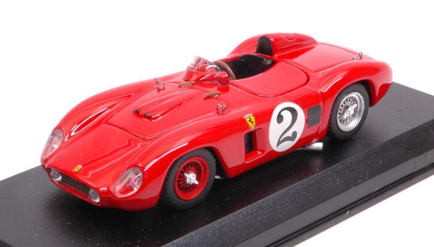 Ferrari 500 Tr  2 2nd Nassau Trophy Race 1956 Masten Gregory 1 43 Model