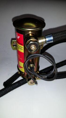 Porsche 901,911T,S,912 Bendix style fuel pump and connectors kit