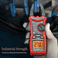 Kaiweets Ht206d Digital Clamp Meter Multimeter Handheld Volt Amp Tester Dmm New